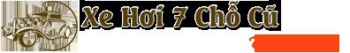 Xe Hơi 7 Chỗ Cũ – Mẫu Xe 7 Chỗ Mới – Kiến Thức Xe Hơi 7 Chỗ